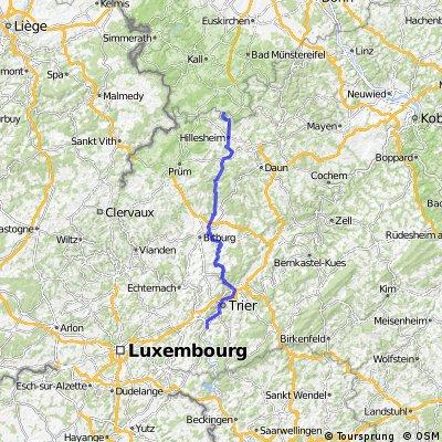 Schaffhausen 2003 Etappe 2/10