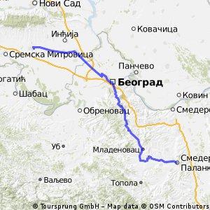 Ruma - Smederrevska Palanka 4. dan