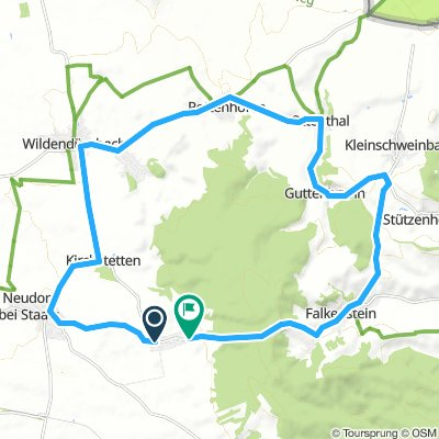 Einzelzeitfahren Neudorf