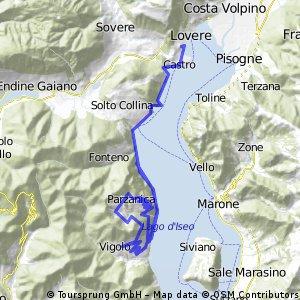 Lovere - Parzanica
