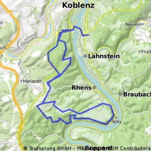 Ko-Stadwald/ Hünefeld/Bopparder Hamm