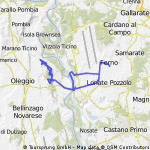 Giro MTB Raduno CAI Giovedi 22 Settembre - Mattina
