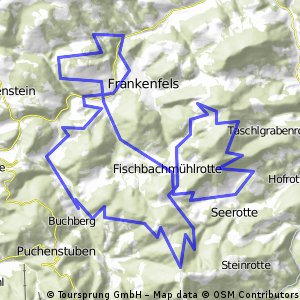 MTB Hobby-Trophy Race 40km 1.900hm CLONED FROM ROUTE 748518