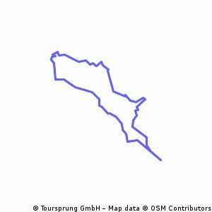 Mundaring Dam loop