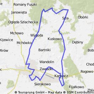 Północno-wschodnie okolice Przasnysza