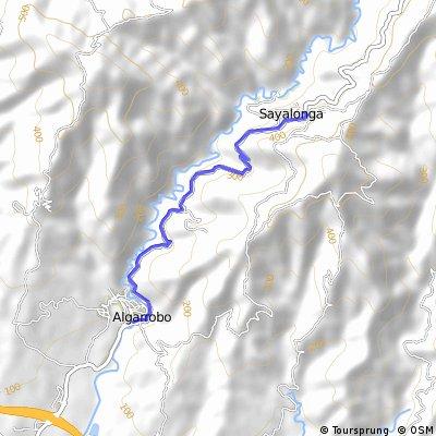 Subida Sayalonga