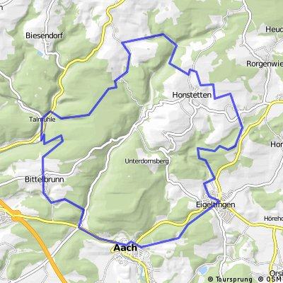 oberes Wasserburger Tal, Krebsbach