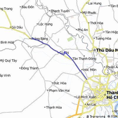 SG-Tây Ninh 25/09/2011