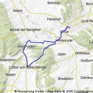 23 km
