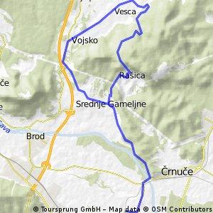 Gameljne-Rašica-Selo