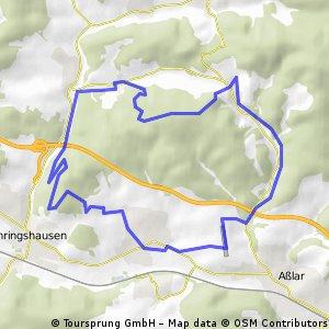 Breitenbach - Bechlingen - Segelflugplatz