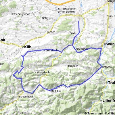 Ober-Grafendorf-Kirchberg-Wilhelmsburg