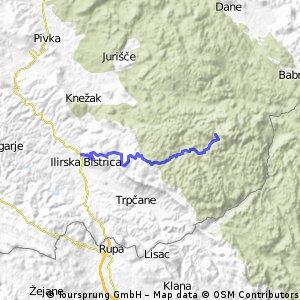 Ilirska Bistrica - Snežnik