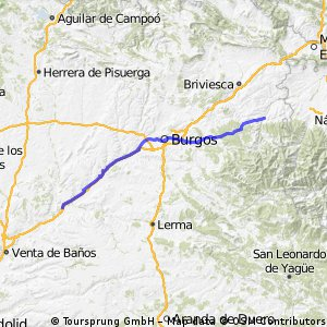 Reto Pamplona - Cadiz, Etapa 1, Sector 3