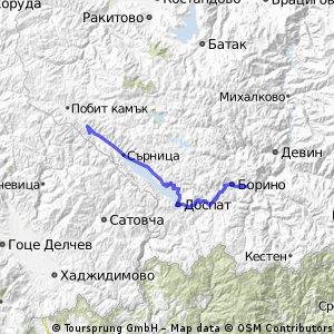 Bulgaaria rattamatk 9. päev, 12.09.2011