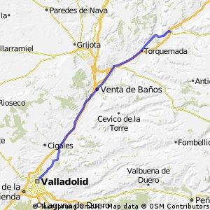 Reto Pamplona - Cadiz, Etapa 1, Sector 4
