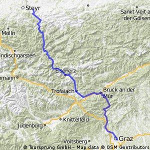 Grub,Kürnberg - Graz