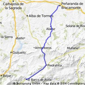 Reto Pamplona - Cadiz, Etapa 2, Sector 2