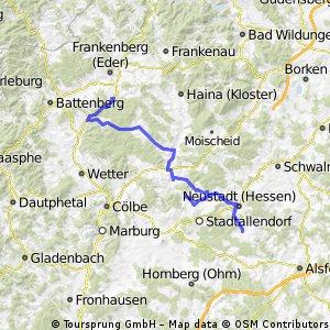 Bottendorf - Wahlen - Emsdorf