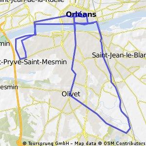 st pryvé-orléans-la source-olivet-orléans-st pryvé