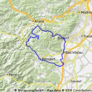 Helenentalradweg-Triestingauradweg