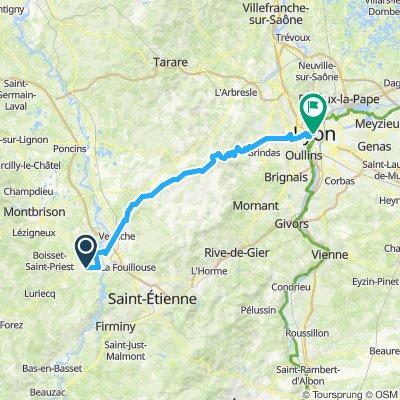 St. Just / St. Rambert - Lyon