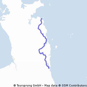 Neuseeland - Etappe 3 - Hahei nach Whangamata