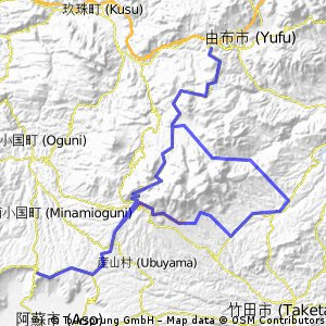 yufuin - daikanbo