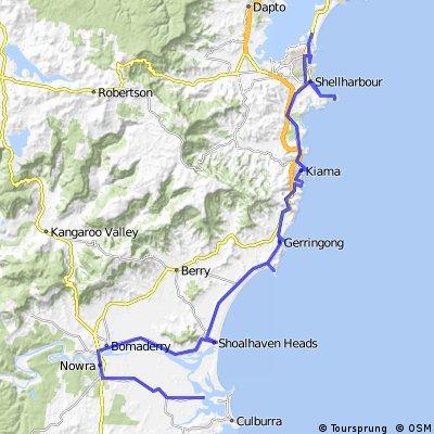 South Coast Route Tag 2