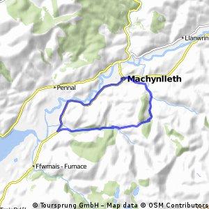 kleine Machynlleth-Tour