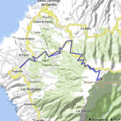 09-02-17 La Palma: Puntagorda-Roque de los Muchachoes u.zurück