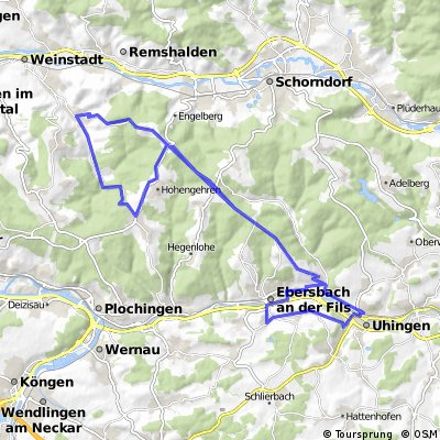 Sulpach-Baach-Schnait-Uhingen-Sulpach