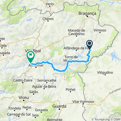 Tour 4 Vuelta 2012