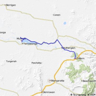 Chiltern-Echua