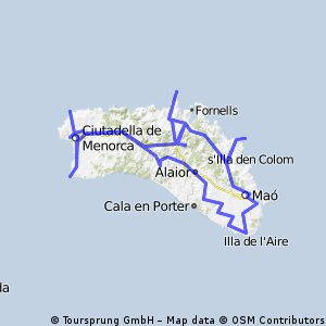 Faros Menorca