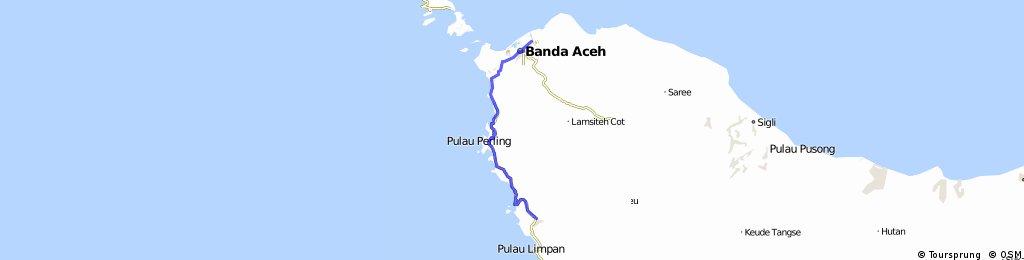 Banda Aceh - Lamno
