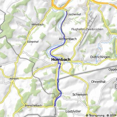 Brenschelbach - Herbitzheim