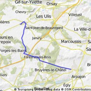 Gometz-la-Ville - Saint-Germain-lès-Arpajon