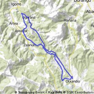 Vuelta Gas Arratia