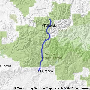 Durnago - Ouray
