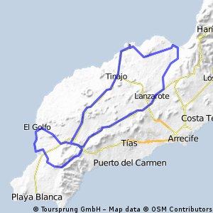 Westrunde Lanzarote
