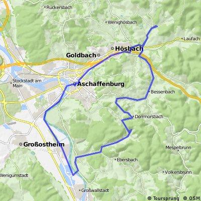 Sailauf Haibach Niedernberg  Aschaffenburg Sailauf