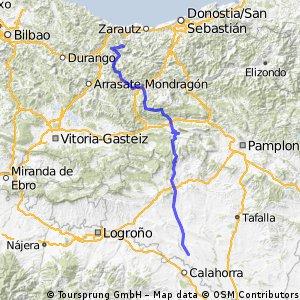 Calahorra - Zestoa de Getaria