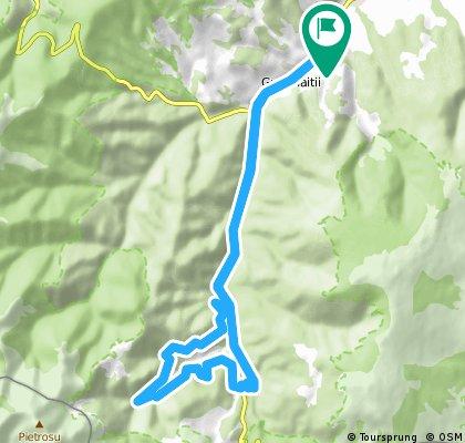 Circuitul lacului Dumitrelu
