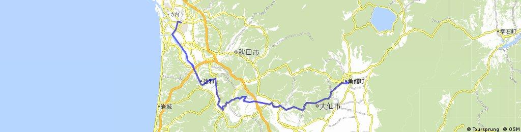 Kakunodate - Akita