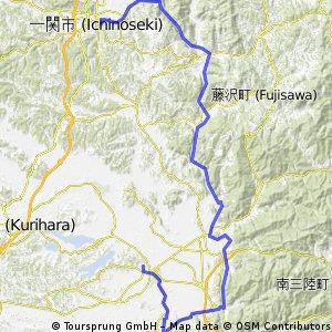 Sanuma  - Ichinoseki