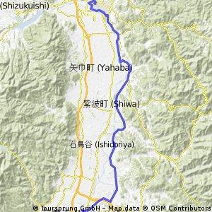 Hanamaki - Morioka