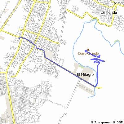 4 Esquinas - Cerro Grande
