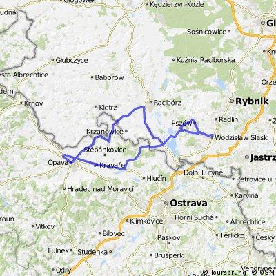 Wycieczka do Opavy i powrót