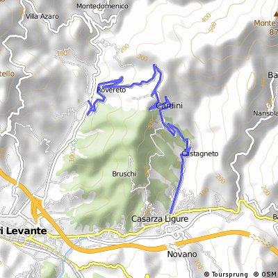 Cycling the Alps Villa Tassani (0323m)